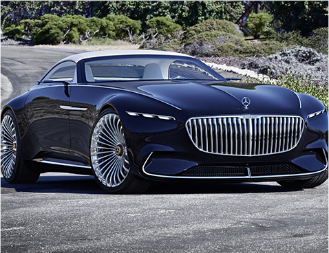 MERCEDES BENZ / MAYBACH